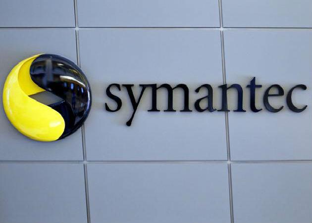 Symantec crece un 2%