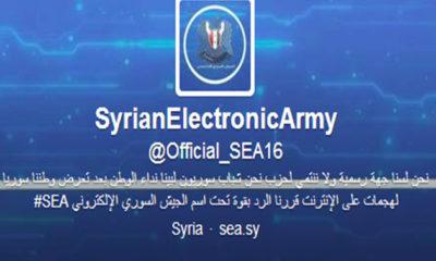 La guerra en Siria se traslada al ciberespacio 68