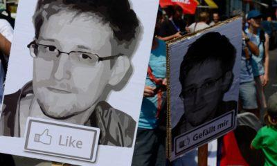 Rusia concede asilo temporal a Snowden 63