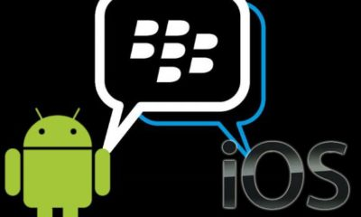 Cuidado con las Blackberry Messenger falsas para Android e iOS 78