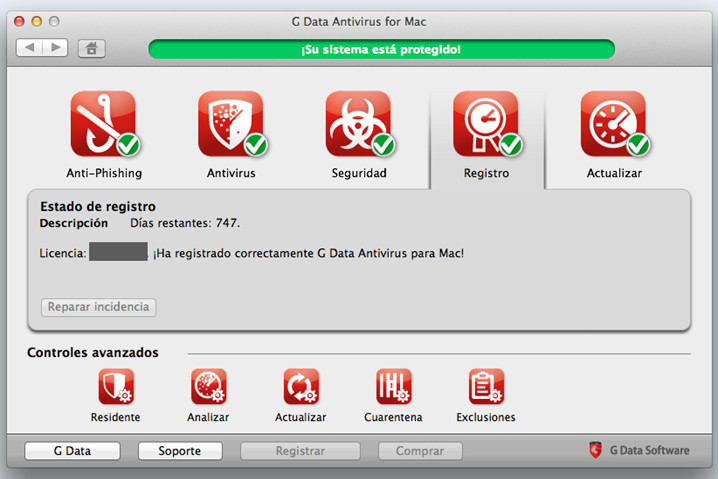 G Data presenta antivirus para Mac