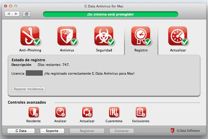 G Data presenta antivirus para Mac