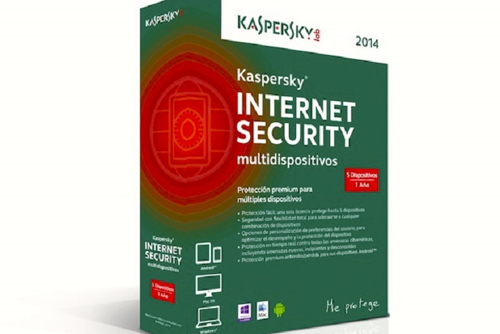 Kaspersky Internet Security Multi-dispositivo
