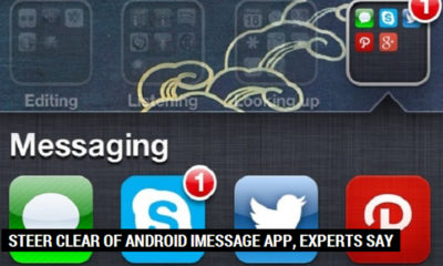 Huye de un iMessage para Android 53