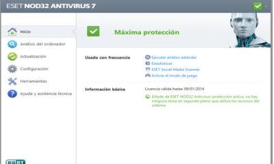 Nuevas versiones ESET Nod32 y Smart Security 59