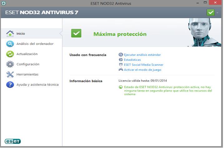Nuevas versiones ESET Nod32 y Smart Security 47