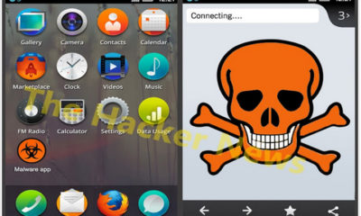 Investigador crea el primer malware para Firefox OS (Actualizada) 71