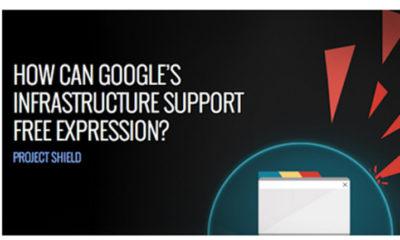 Google Project Shield, protegiendo la libertad de expresión en sitios web 55
