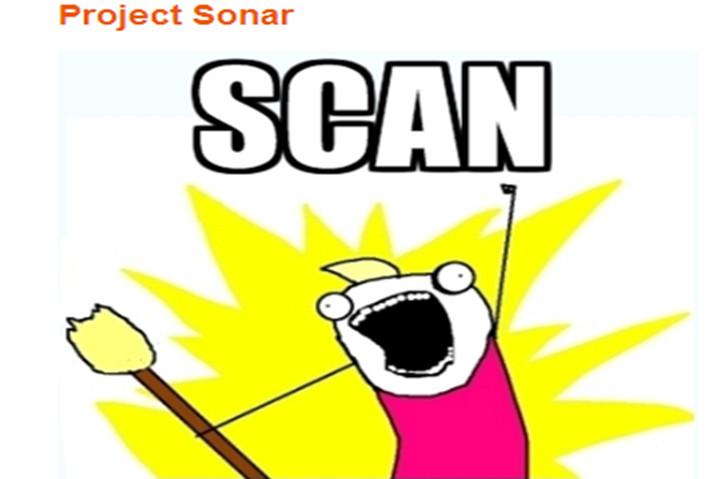 ProjectSonar
