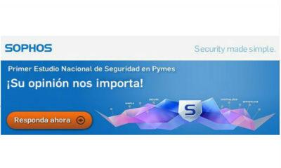 ¡Tu opinión importa! Sophos te invita a participar en su encuesta sobre seguridad 64