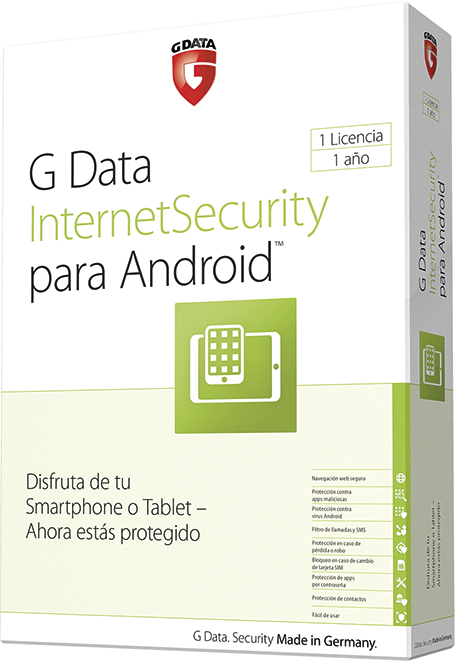 G Data InternetSecurity para Android-2