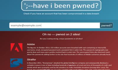 ¿Quieres saber si te han hackeado el correo? Compruébalo en HaveBeenIPwned.com 60