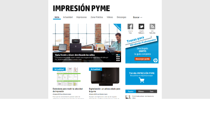 Impresión Pyme   Soluciones de impresión para pymes de HP