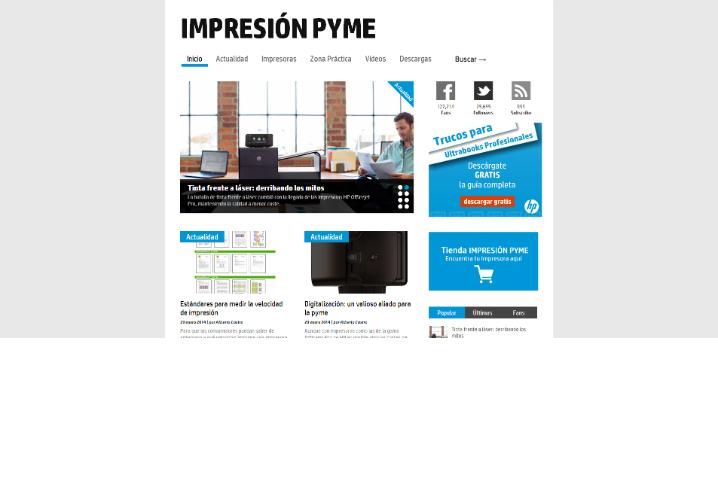 Impresión Pyme, asegura el valor de cada impresión 49