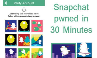 Hackean el captcha de Snapchat en 30 minutos 56