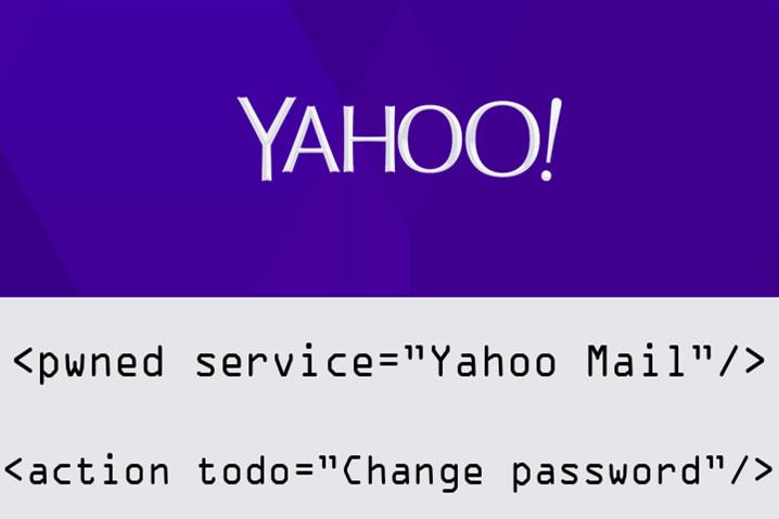 Yahoo-password