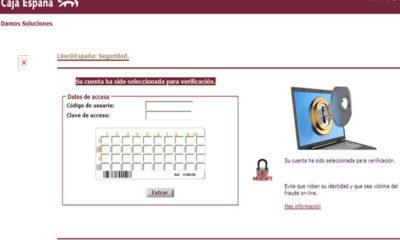 Campaña de phishing contra entidades financieras 64