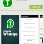 Publicidad de WhatsApp en Facebook, timo dirigido a usuarios españoles de Android 54