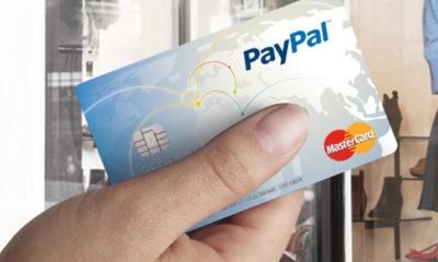 Hackean la tarjeta del presidente de PayPal y se van de compras 83