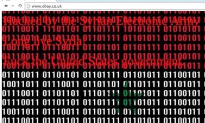 SEA hackea eBay y PayPal UK 88