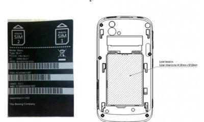 Boeing Black, smartphone ultraseguro y autodestruíble 48