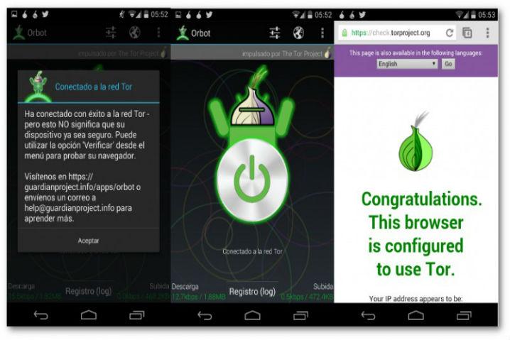 Kaspersky Lab descubre el primer troyano TOR para Android 49