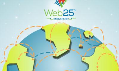 Web25th, el 'padre' de la Web reclama mayor libertad y privacidad 53