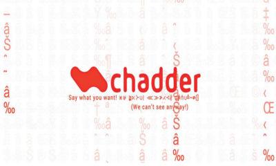 Chadder, mensajería segura del fundador de McAfee 63