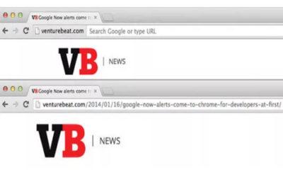 Ocultar la URL en Chrome puede facilitar los ataques de phishing 67