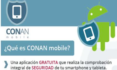 Comprueba si tu Android está en riesgo con CONAN Mobile 68