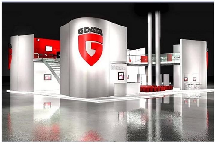 Usan la marca G Data para propagar malware 47
