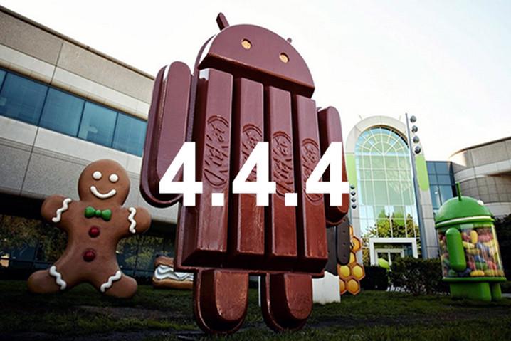 Google publica Android 4.4.4 para corregir vulnerabilidad OpenSSL 47