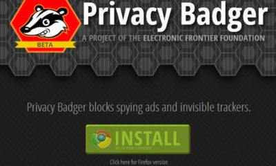 EFF publica la beta del plug-in antirrastreo Privacy Badger 55