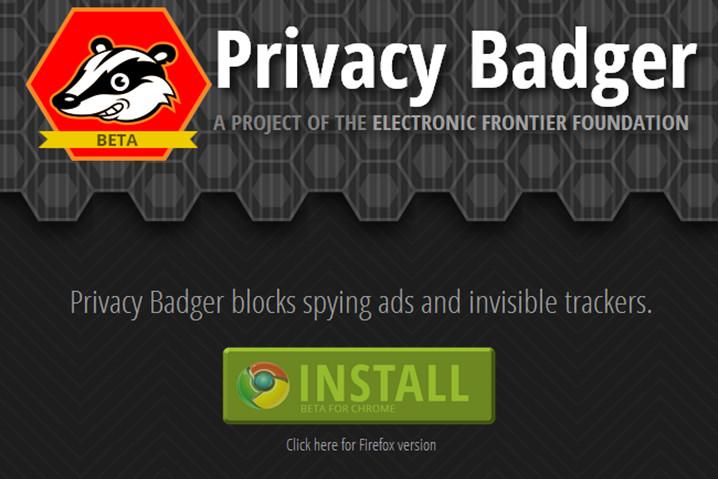 EFF publica la beta del plug-in antirrastreo Privacy Badger 47