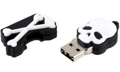 Vulnerabilidad en USB