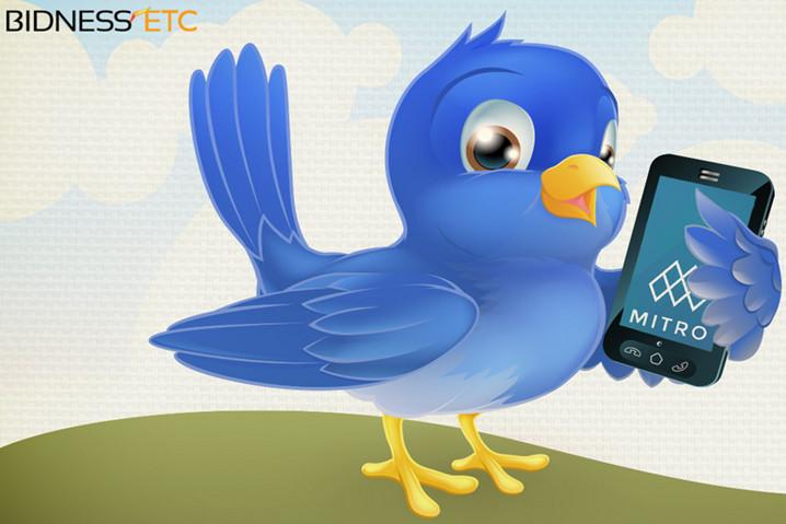 Twitter adquiere Mitro