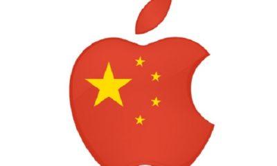 Apple almacena los datos de sus usuarios en China 76