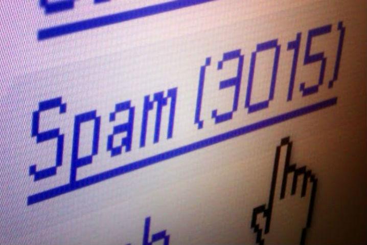 El spam sigue siendo el protagonita del mes de julio