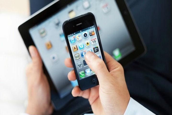 Se disparan los robos de dispositivos móviles