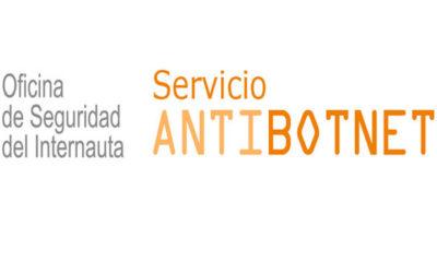 servicio antibotnet