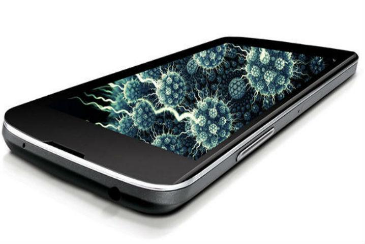 El malware en móviles se incrementó en un 17% durante la primera mitad de 2014