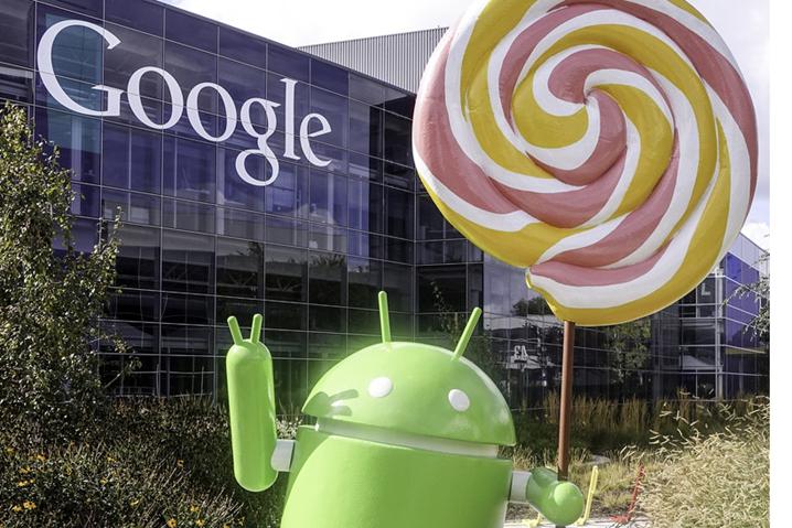 Android Lollipop, más seguridad para el líder en movilidad