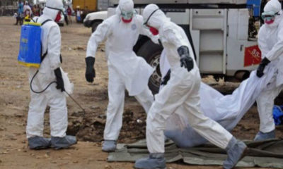 El ébola, un gancho para ataques en la red 70