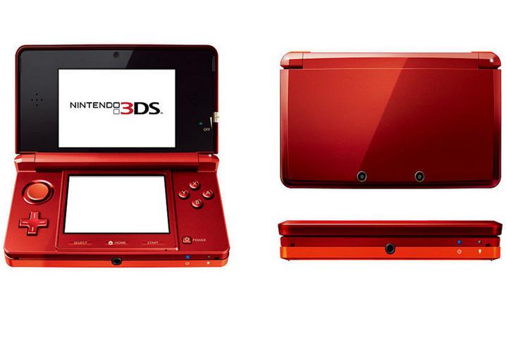 seguridad de Nintendo 3DS