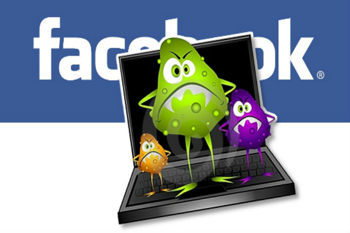 Nuevo virus en Facebook infecta a miles de usuarios
