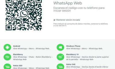 WhatsApp Web falsas