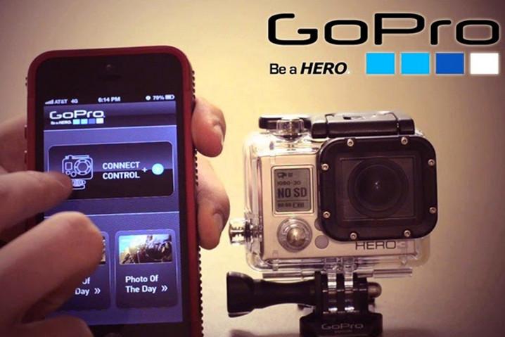 vulnerabilidad en GoPro