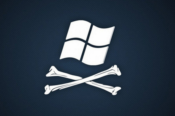 Copias piratas Windows 10