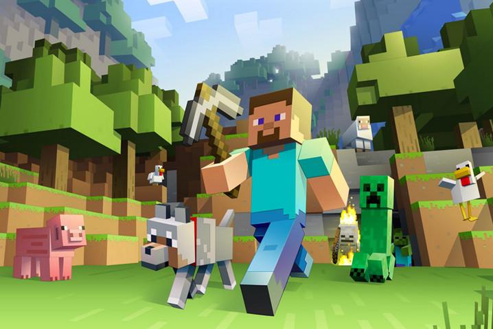 aplicaciones falsas Minecraft