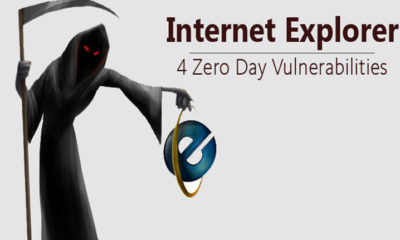 O-Day en Internet Explorer